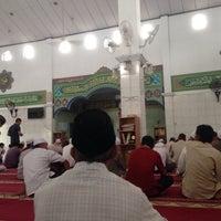 Photo taken at Masjid Raya Jatimulya by Roni R. on 6/2/2017