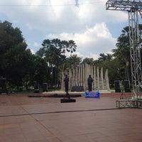 Photo taken at Tugu Proklamasi (Proclamation Monument) by Roni R. on 5/13/2016