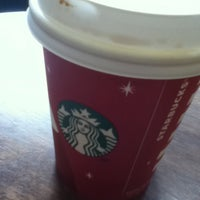 Photo taken at Starbucks by Michael P. on 1/12/2013