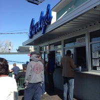 Photo taken at Curly's Fried Chicken by Charles G. on 11/17/2012