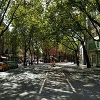 Photo taken at Shaftesbury Avenue by Nikolaj K. on 8/7/2016