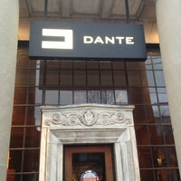 Photo taken at Dante by Jeff S. on 12/11/2012