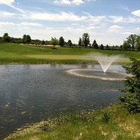 Photo taken at Windy Knoll Golf Club by Dan S. on 5/25/2014