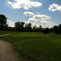 Photo taken at Windy Knoll Golf Club by Dan S. on 9/30/2012