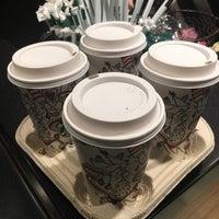 Photo taken at Starbucks by Laura G. on 11/10/2017