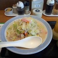 Photo taken at 長崎ちゃんぽん リンガーハット 東京東久留米店 by Koichiro H. on 10/20/2012