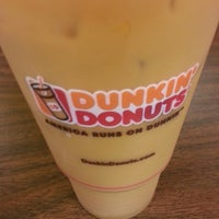 Photo taken at Dunkin' Donuts by Rachel B. on 6/24/2013
