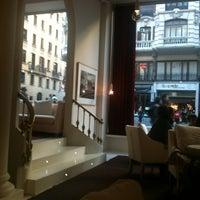 Foto tomada en Hotel de las Letras por Paula S. el 11/1/2012