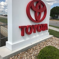 ... Photo Taken At Round Rock Toyota Scion Service Center By Claire F. On  7/ ...