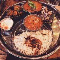 Photo taken at Thali Cafe by Michael C. on 9/15/2017