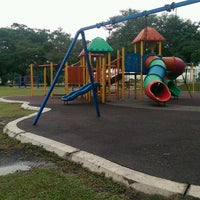 Photo taken at Taman Sea Playground by WMW on 11/10/2016