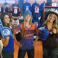 Photo taken at New York Islanders Team Store by NY Islanders on 1/7/2013