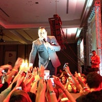 Photo taken at Latin Music At Hard Rock Hotel Convention Center by Alex C. on 8/17/2013