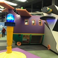 Photo taken at Kids on the Fly, Chicago Children's Museum at O'Hare (ORD) by Allie on 1/13/2017