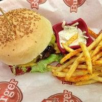 Photo taken at Mickey's Burger by Barkın A. on 2/22/2013