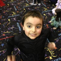 Photo taken at Pump It Up by Gary D. on 4/20/2013