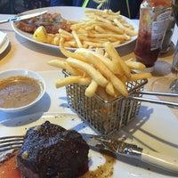 Photo taken at Cafe Tirol by Gulya T. on 1/7/2015