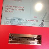 Photo taken at Banco Santander by José Luis M. on 5/21/2013