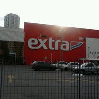 Photo taken at Extra by Daniela C. on 12/8/2012