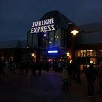 Das Foto wurde bei Starlight Express von Bernd S. am 3/16/2013 aufgenommen