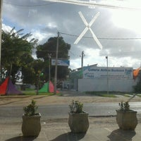 Photo taken at Galeria Aldeia Business Park by Taciana A. on 10/18/2012