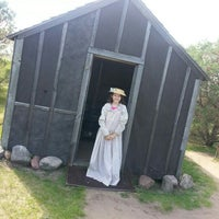 Photo taken at Ingalls Homestead by michelle s. on 8/12/2015