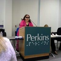 Das Foto wurde bei Perkins School for the Blind von Penny D. am 6/21/2013 aufgenommen
