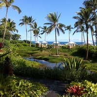 Photo taken at Four Seasons Resort Hualalai at Historic Ka`upulehu by Bob D. on 6/7/2013