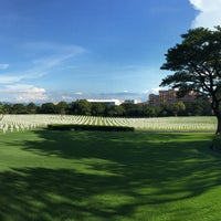 Photo taken at Manila American Cemetery and Memorial by Rolando on 11/28/2016