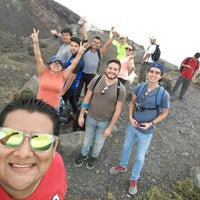 Photo taken at Crater volcan de izalco by Emerson Ñenga A. on 3/27/2016
