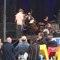 Photo taken at Amfipladsen by Line M. on 6/28/2014