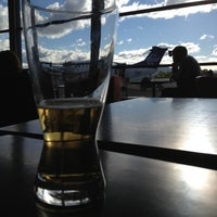 Photo taken at Rotorua International Airport (ROT) by Glyn M. on 10/2/2012