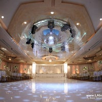 Photo taken at L.A. Banquets - Le Foyer Ballroom by Christian F. on 2/13/2015