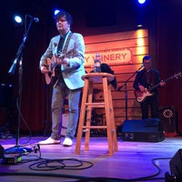 Photo taken at City Winery by Sandy S. on 4/5/2015