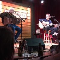 Photo taken at City Winery by Sandy S. on 4/15/2015