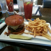 Photo taken at Rehab Burger Therapy by Ed M. on 12/9/2012