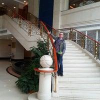 Photo taken at Best Western Fortune Hotel Fuzhou by Karl M. on 4/22/2013