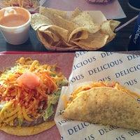 Photo taken at Taco Villa by Lori T. on 3/25/2013