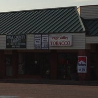 Photo taken at Page Valley Tabacco by Mild Bill on 4/16/2013