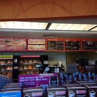 Photo taken at Dunkin' Donuts by Cal B. on 5/23/2014