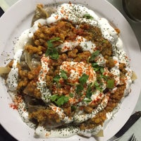 Photo taken at Afghan Cuisine by Alicia S. on 1/26/2015