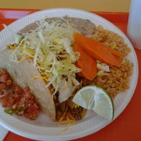 Photo taken at Rodolfo's Mexican Grill by Zachary B. C. on 10/31/2012