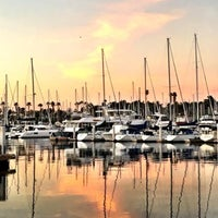 Photo taken at Cabrillo Marina by LeeAnn K. on 2/24/2018