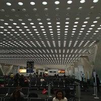 Photo taken at Terminal 2 by Sergio C. on 3/22/2013