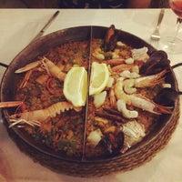 Photo taken at Restaurante Brisas by Nadia D. on 9/17/2014