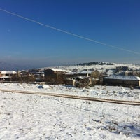 Photo taken at Agios Athanasios by Despoina D. on 12/24/2012