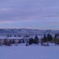 Photo taken at WorldMark Bear Lake by Desirea M. on 12/23/2012