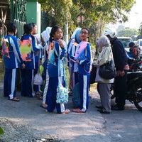 Photo taken at SMP Negeri 12 Surabaya by Win S. on 9/7/2013