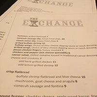 Photo taken at The Exchange by Todd K. on 2/7/2013
