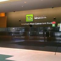 Photo taken at TD Bank by JD M. on 10/8/2012
